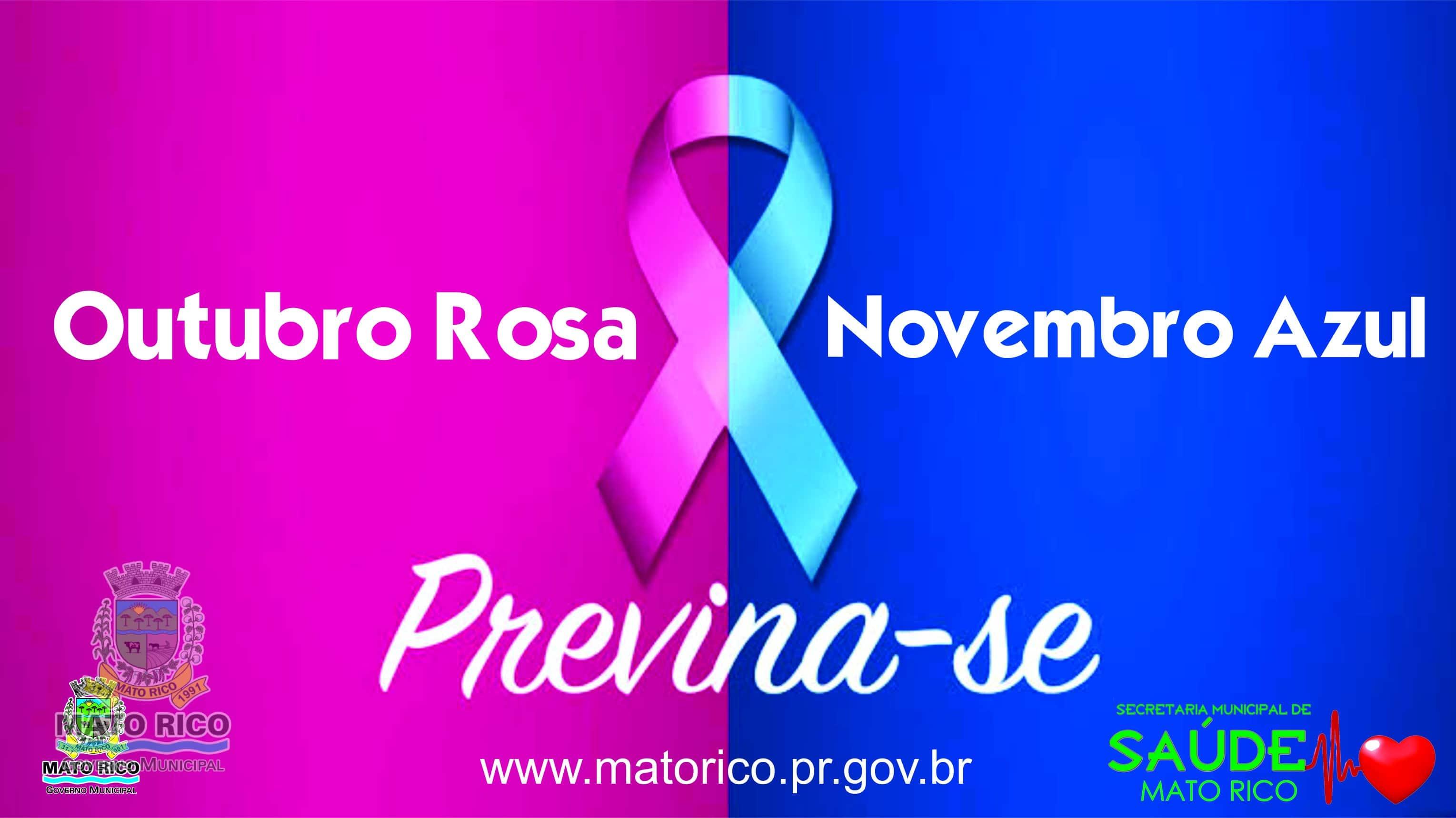 prevenção do câncer de mama e próstata